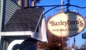 Restaurant Review: Barleycorn's