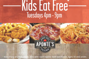 Cincinnati Kids Eat Free Deals