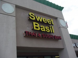 Family Friendly Restaurants: Sweet Basil Thai