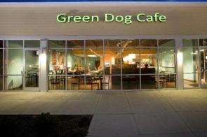 Cincinnati Dining: Green Dog Cafe