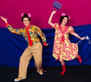 "Cincinnati's Playhouse in the Park's ""Lilly's Purple Plastic Purse"""