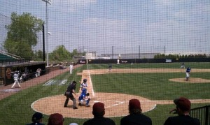 NCCAA World Series of Baseball in Mason, Ohio