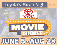 2011 FREE Summer Movies Across Cincinnati