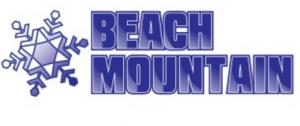beach mountain logo