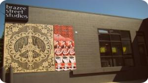 Brazee Street Hosts Summer Camps for Aspiring Artists