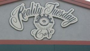 Reality Tuesday Cafe in Park Hills Kentucky