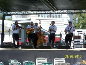 Brown County Bluegrass Festival 8/25 – 8/27
