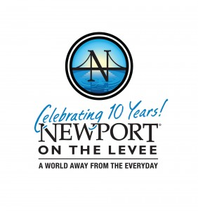 Newport on The Levee Celebrates 10th Birthday With Free Weekend Events