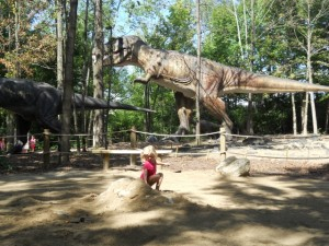 Dinosaurs Alive – A Roaring Good Time!
