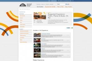 Cincinnati Museum Center Launches New Website