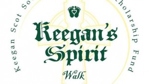 Keegan's Spirit Walk–Saturday September 10, 2011