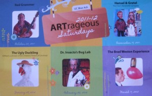 ARTrageous Saturdays and GIVEAWAY – CLOSED