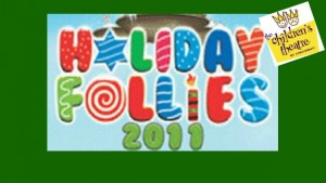 Holiday Follies returns for a third helping of Christmas Cheer! (Giveaway Closed)