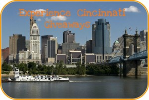 3rd Annual Experience Cincinnati Holiday Giveaways