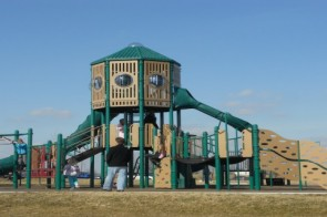 Bad Frog + Voice of America MetroPark Playground