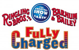 Ringling Bros. presents Fully Charged at US Bank Arena!  GIVEAWAY CLOSED!!!