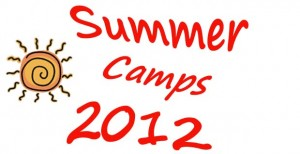 2012 Summer Camps