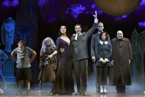Win tickets to See THE ADDAMS FAMILY (Closed)