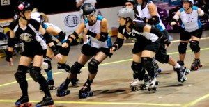 Cincinnati Rollergirls are BAAAAAAACK!