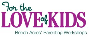 Beech Acres offers wonderful workshop for girls and the moms who love them
