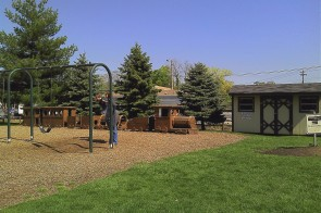 Perfect Parks:  Railroad Depot Park in Erlanger