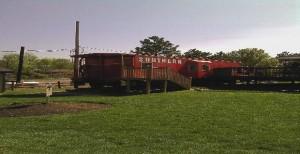 Erlanger Train Depot Park