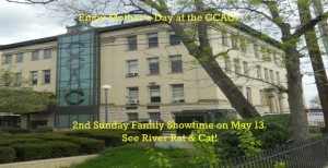 Spend Mother's Day with the Clifton Cultural Arts Center for 2nd Sunday Family Showtime!