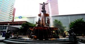 2012 Summer Fun on Fountain Square