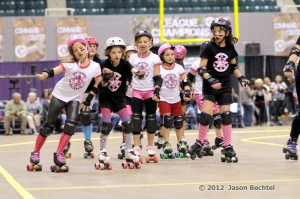 Cincinnati (Junior) Rollergirls' Junior Derby Camps