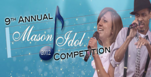 Mason Idol competition Aug. 10!