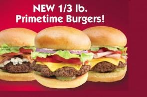 Frisch's Adds Primetime Burgers to Menu (Giveaway Closed)