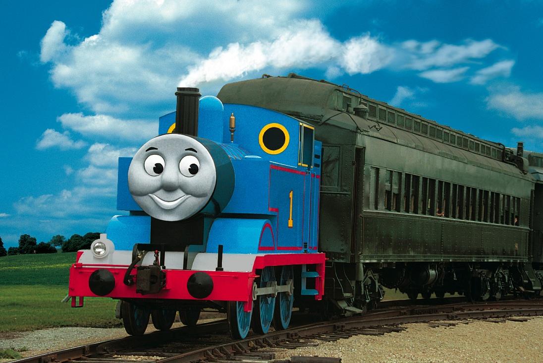 More Than Thomas The Tank Engine Lm Amp M Railroad Family