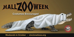 Enter to Win Tickets to HallZOOween Presented by Frisch's (Closed)