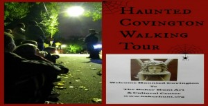 Experience the Thrills and Chills of Haunted Covington