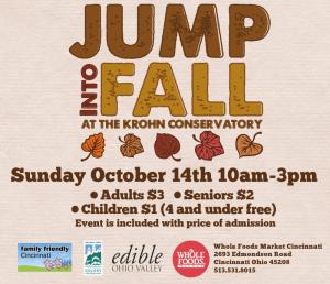 Greater Cincinnati Family Fun This Weekend (Oct 12-14)
