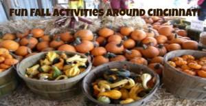 Fun Fall Activities Around Cincinnati 2012