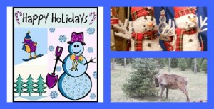 2012 Holiday Fun up North  – A little something for everyone!