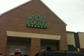 Have a WHOLE lotta fun at Whole Foods!