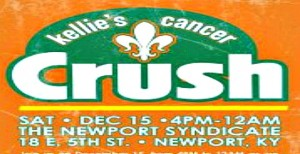 Help Kellie Crush Cancer–Saturday December 15, 2012