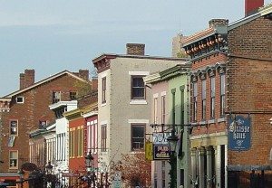 A 'girls day out' in MainStrasse Village in Covington, KY