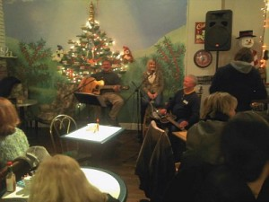The River Cats at Avenue Brew in January