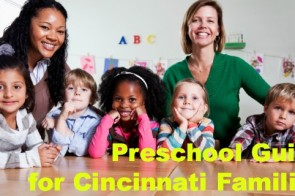 Preschool Guide for Cincinnati and NKY Families