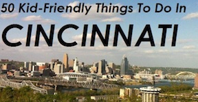 Family Friendly Things to Do This Weekend in Cincinnati / NKY {July 19-21}