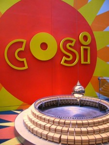 Blinded by Science:  COSI
