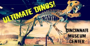 Ultimate Dinosaurs : Giants from Gondwana at Cincinnati Museum Center