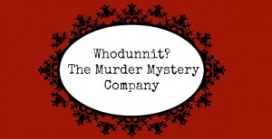 Wanna know whodunnit? Check out the Murder Mystery Company! *GIVEAWAY*