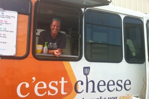 Cincinnati Dining — C'est Cheese Food Truck