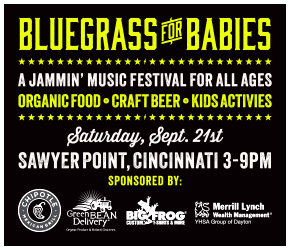 Bluegrass for Babies Kids T-Shirt Contest