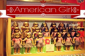 Road Trip to Columbus :: American Girl Store
