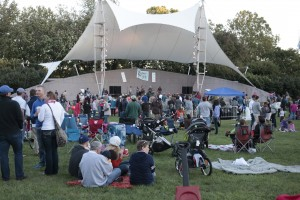 Bluegrass for Babies Bluegrass Concert Returns to Sawyer Point